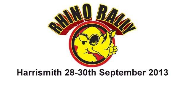 Rhino Rally 2013