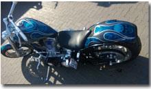 Skull-Bike