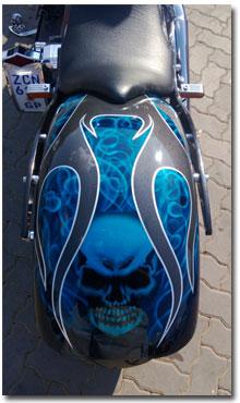 Skull-rear-fender